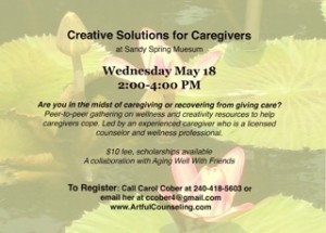 Creative Solutions for Caregivers